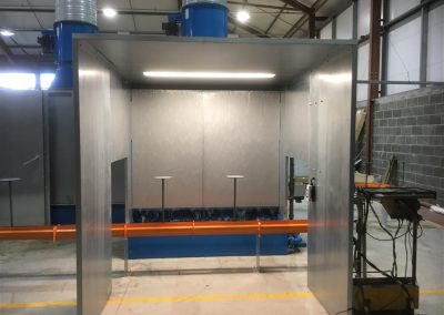BKR Plant - Powder Coating Equipment Specialists