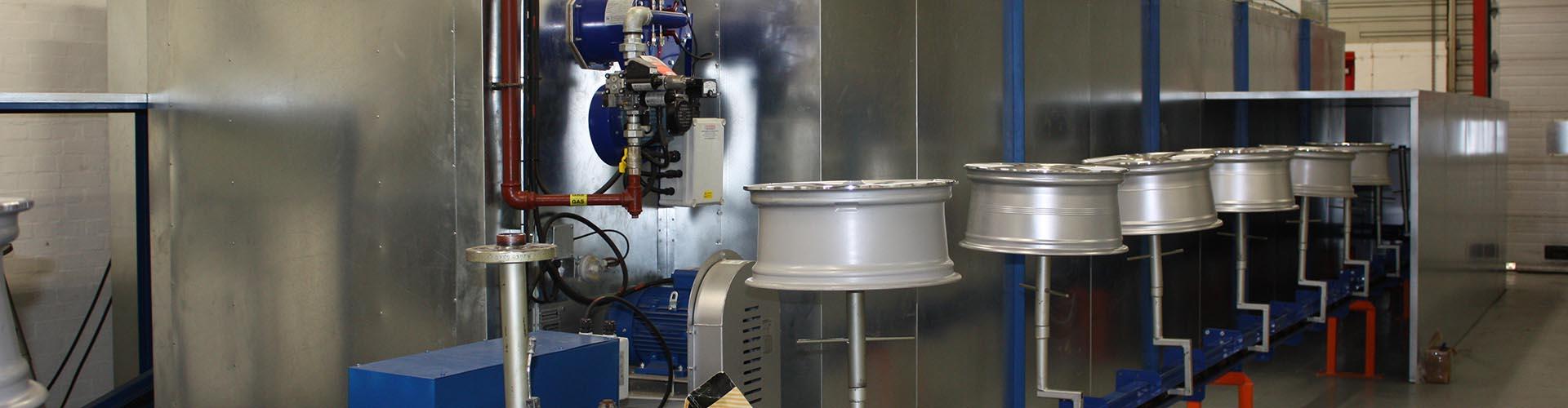BKR Plant - Powder Coating Equipment Specialists